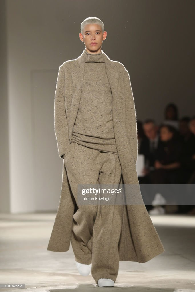 ITA: Agnona - Runway: Milan Fashion Week Autumn/Winter 2019/20