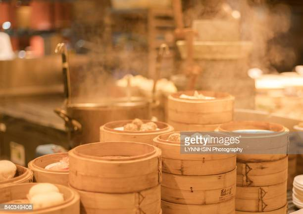 dim sum cantonese - lynnhsin stock pictures, royalty-free photos & images