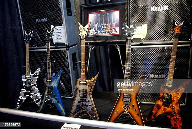 dimebag darrell stock photos and pictures getty images. Black Bedroom Furniture Sets. Home Design Ideas