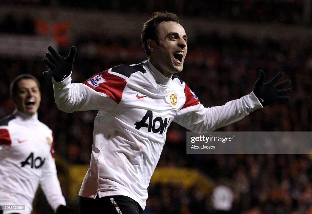 Blackpool v Manchester United - Premier League : News Photo