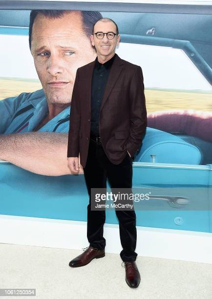 Dimiter D Marinov attends the Green Book New York Premiere at Paris Theatre on November 13 2018 in New York City