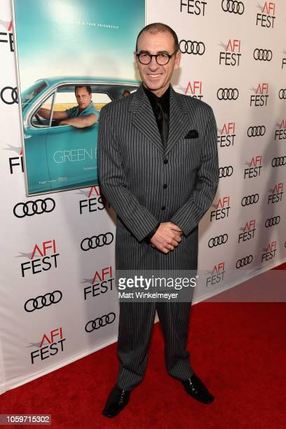 Dimiter Marinov attends the Gala Screening of Green Book at AFI FEST 2018 Presented By Audi at TCL Chinese Theatre on November 9 2018 in Hollywood...