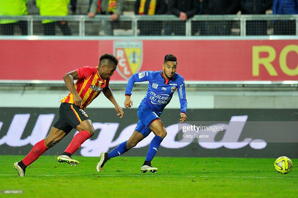 RC Lens v OGC Nice - Ligue 1 : News Photo