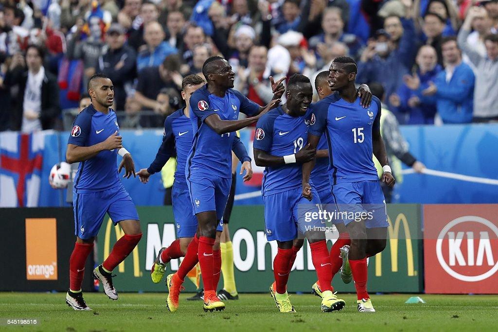 UEFA EURO 2016 Quarter final - 'France v Iceland' : News Photo