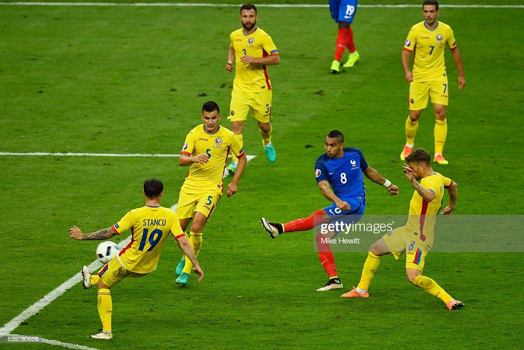 France v Romania - Group A: UEFA Euro 2016