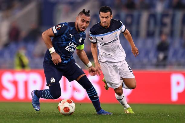 ITA: SS Lazio v Olympique Marseille: Group E - UEFA Europa League