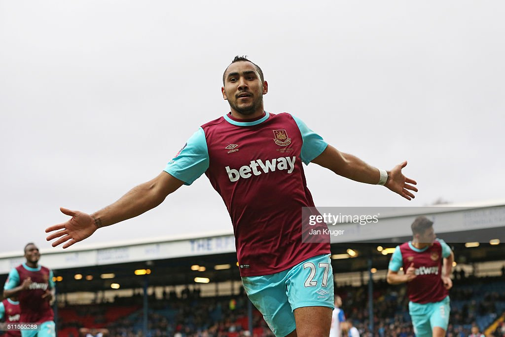Blackburn Rovers v West Ham United - The Emirates FA Cup Fifth Round : News Photo