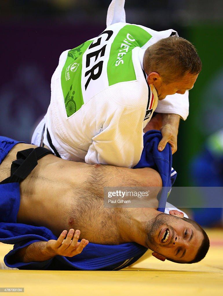 Judo Day 15: Baku 2015 - 1st European Games
