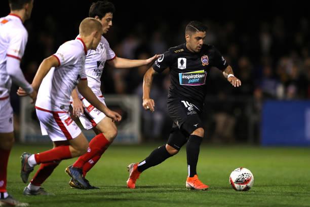 AUS: FFA Cup Round of 16 - Edgeworth FC v Newcastle