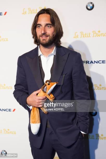 Dimitri Ramsam lors de la première du film 'Le Petit Prince' pendant le 68eme Festival du Film Annuel au Palais des Festivals le 22 mai 2015 Cannes...