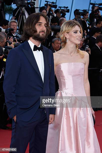 Dimitri Rassam and Masha Rassam attend Kering On The Red Carpet during The 68th Annual Cannes Film Festival on May 22, 2015 in Cannes, France.