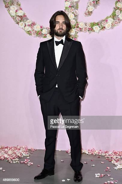 Dimitri Rassam attends a photocall during The Ballet National de Paris Opening Season Gala at Opera Garnier on September 24 2015 in Paris France