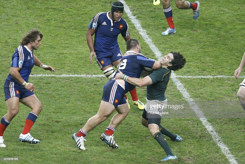 France v South Africa - International Match
