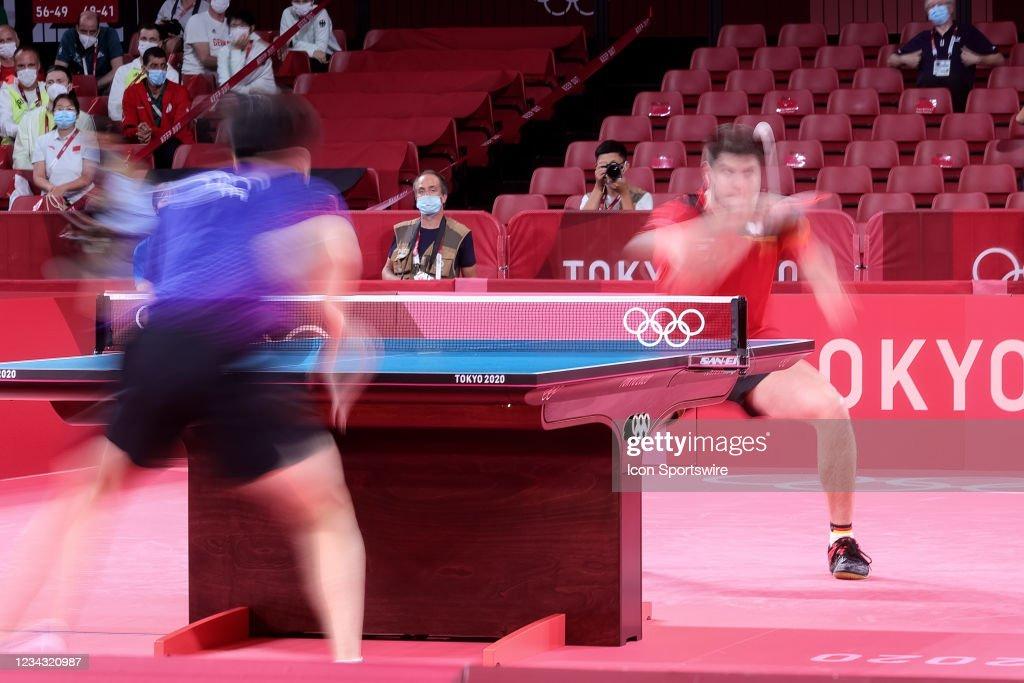 OLYMPICS: JUL 30 Olympics Tokyo 2020 : ニュース写真