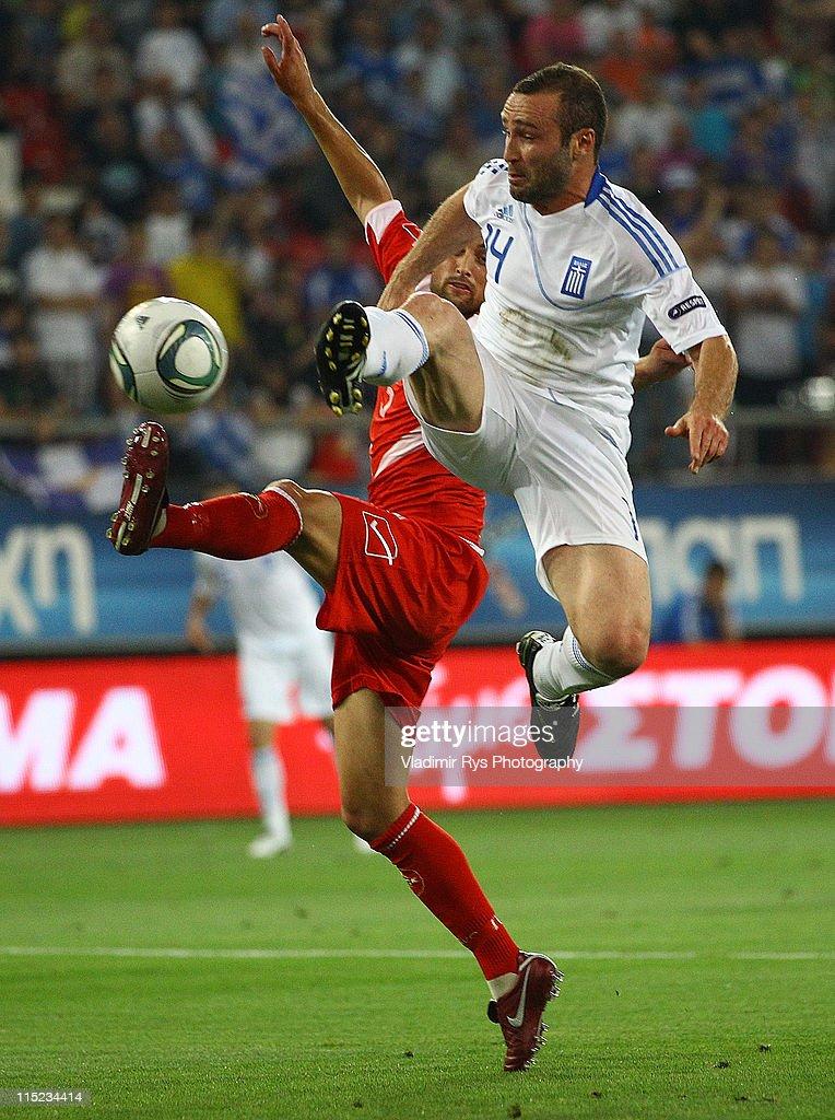 Greece v Malta - EURO 2012 Qualifier