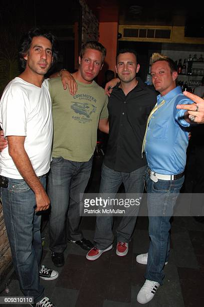 2a8fa52abc Dimitrios Kambouris and Jamie McCarthy attend TAO SUMMER SOIREE and BEACH  BALL at TAO NYC on