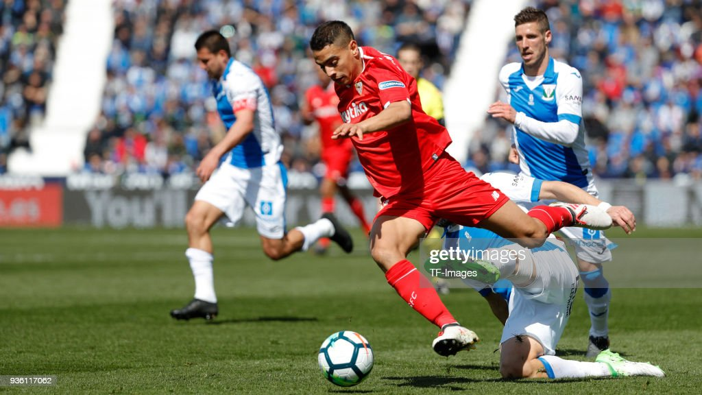 Leganes v Sevilla - La Liga : News Photo