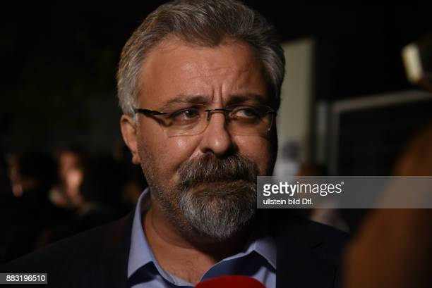 Dimitris Fourlemanis CEO of ALPHA TV which lost its license