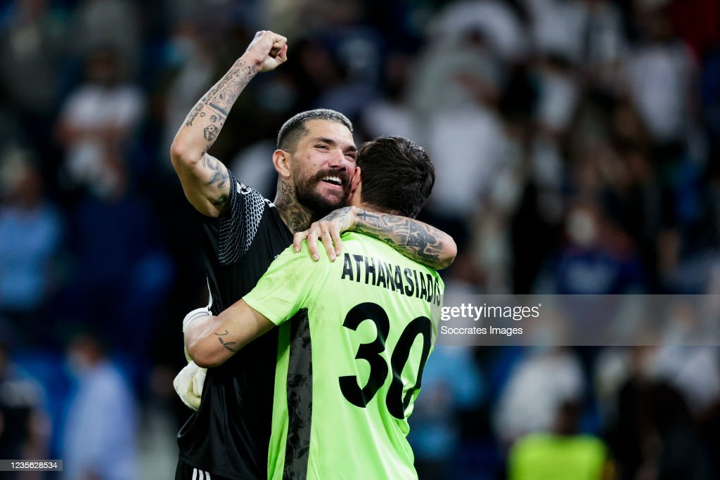 Real Madrid v FC Sheriff Tiraspol - UEFA Champions League : Nieuwsfoto's