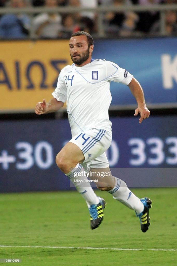 Greece v Croatia - EURO 2012 Qualifier