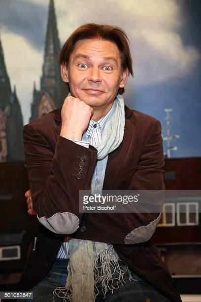 Dimitry Alexandrow Porträt Theaterstück Man kennt sich man hilft sich MillowitschTheater Köln NordrheinWestfalen Deutschland Europa TraditionsTheater...