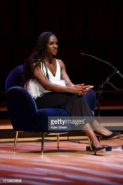 Dina AsherSmith during the WOW Women of the World Festival 2020 at Southbank Centre on March 06 2020 in London England