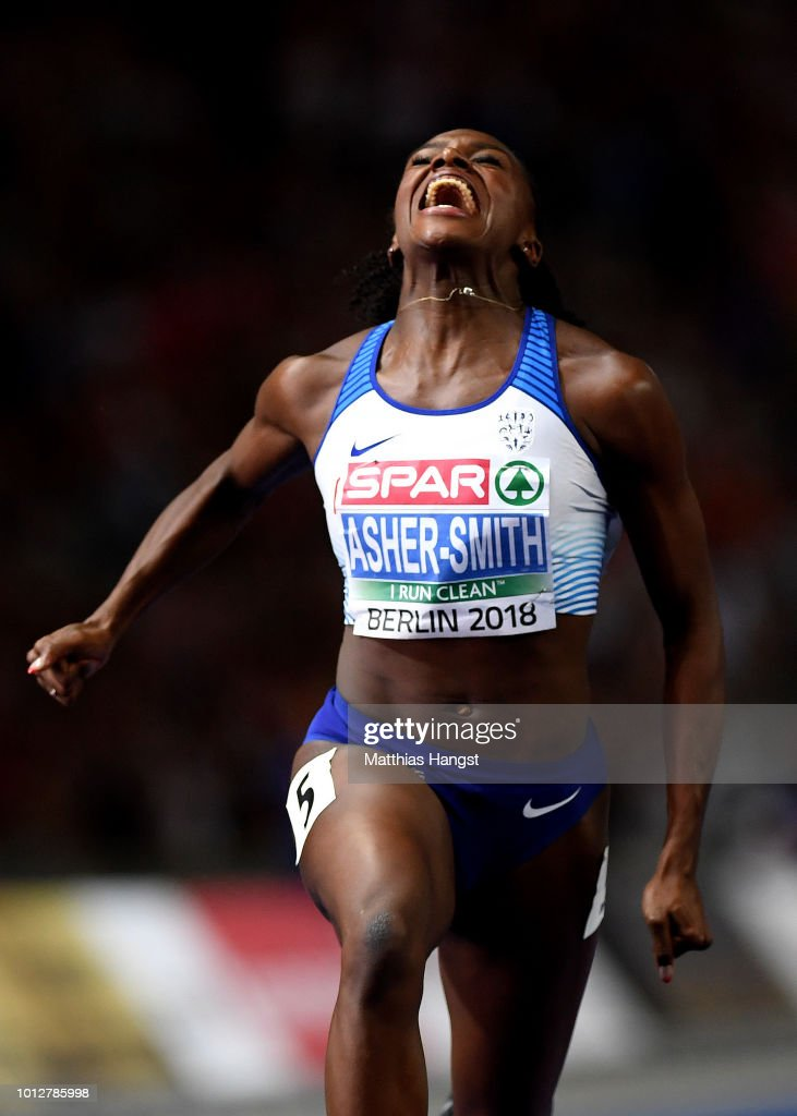 Golden Girl - Dina Asher-Smith