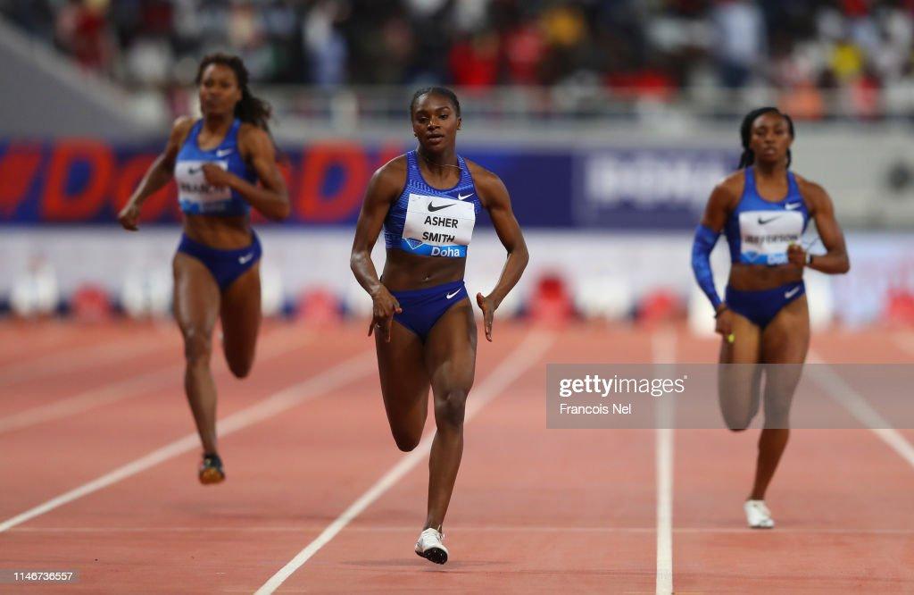 IAAF Diamond League - Doha 2019 : News Photo