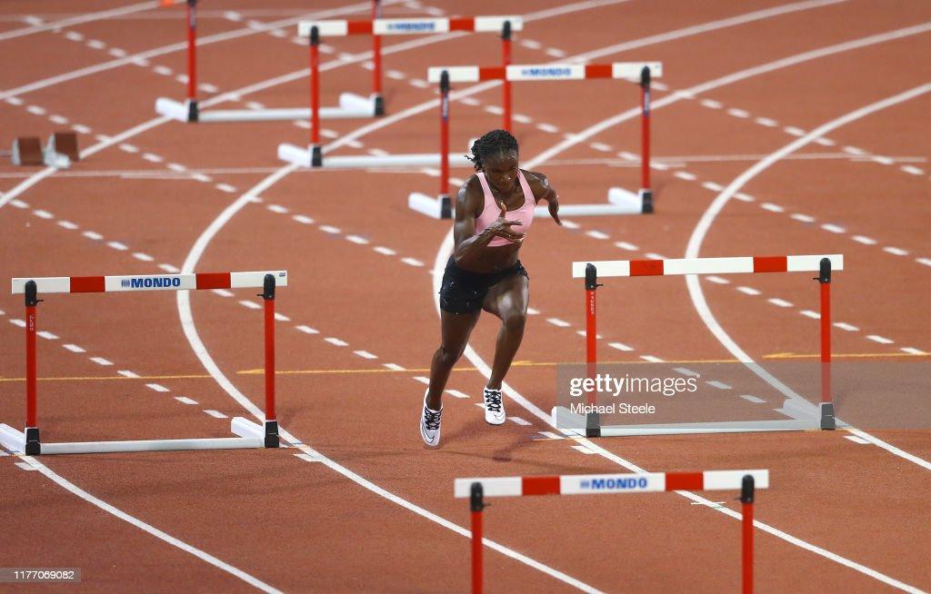 17th IAAF World Athletics Championships Doha 2019 - Previews : News Photo