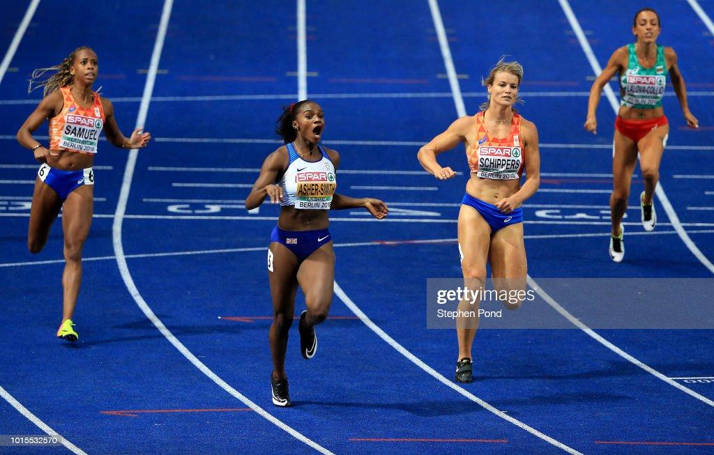 24th European Athletics Championships - Day Five : News Photo