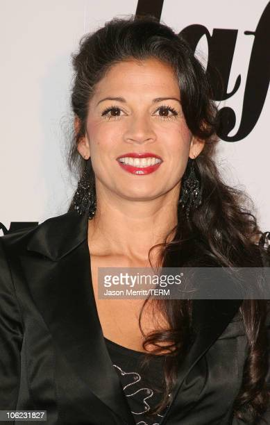 Dina Eastwood during 32nd Annual Los Angeles Film Critics Association Awards Arrivals at Century City in Century City California United States