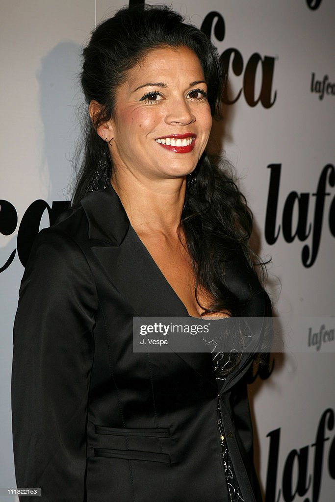 Dina Eastwood during The 32nd Annual Los Angeles Film Critics Association Awards - Red Carpet in Century City, California, United States.