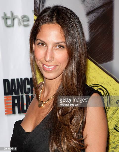 """Dina Kadisha attends """"Trophy Kids"""" World Film Festival Premiere at Laemmle Sunset 5 Theatre on June 5, 2011 in West Hollywood, California."""