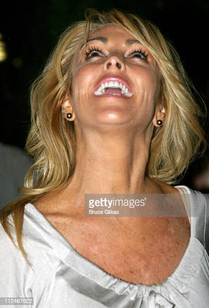 Dina Lohan during A Prairie Home Companion New York Premiere Afterparty at Hudson Hotel in New York City New York United States