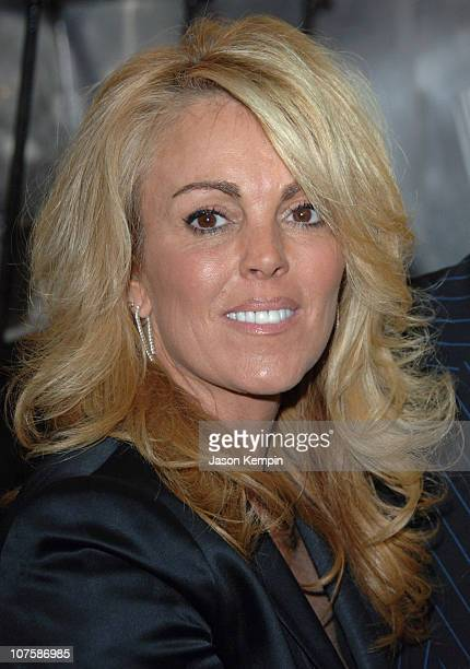 Dina Lohan during Dina Lohan Gala for New York Lifestyle Magazine Boulevard October 9 2006 at Nino's Restaurant in New York City New York