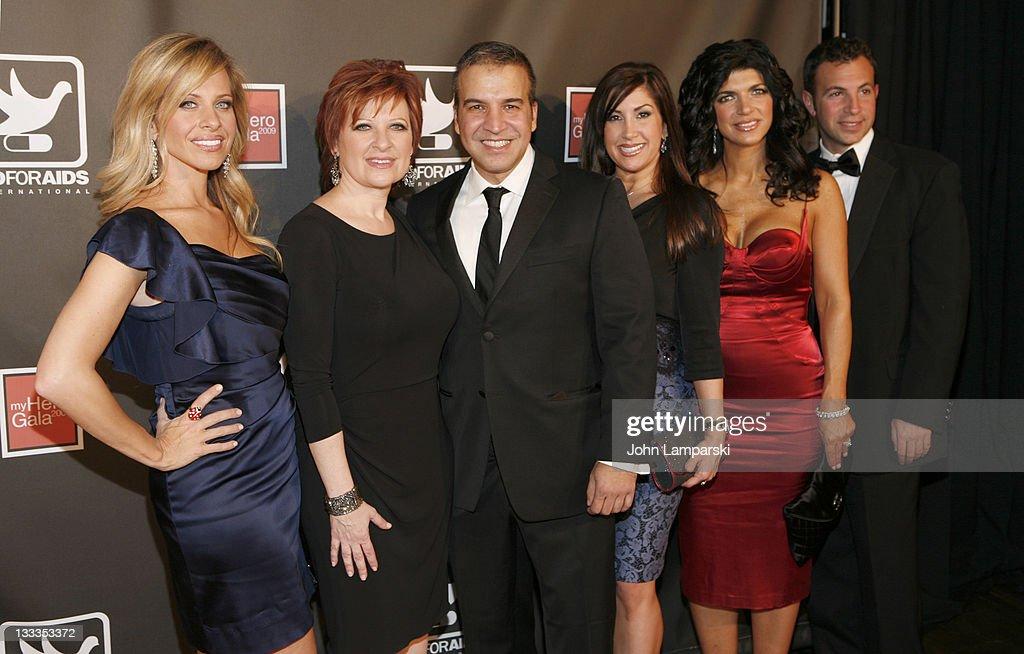 "AID FOR AIDS International Presents ""My Hero Gala"" 2009"