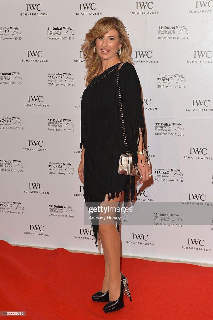 For The Love Of Cinema - IWC Filmmaker Award 2014 Dubai : News Photo