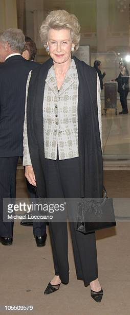 Dina Merrill during Dustin Hoffman Honored by the Film Society of Lincoln Center at Lincoln Center's Avery Fisher Hall in New York City, New York,...