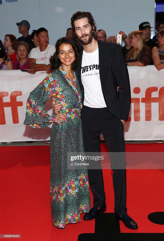 "2018 Toronto International Film Festival - ""Jeremiah Terminator LeRoy"" Premiere - Arrivals"