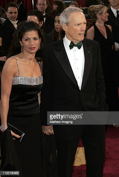 Dina Ruiz and Clint Eastwood nominee Best Actor in a Leading Role and Director for Million Dollar Baby