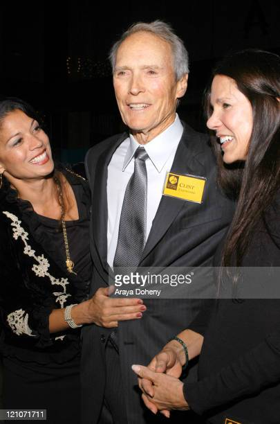 Dina Ruiz Clint Eastwood Recipient of the FirstEver California Hall of Fame and Patti Davis Daughter of President Ronald Reagan Recipient of the...
