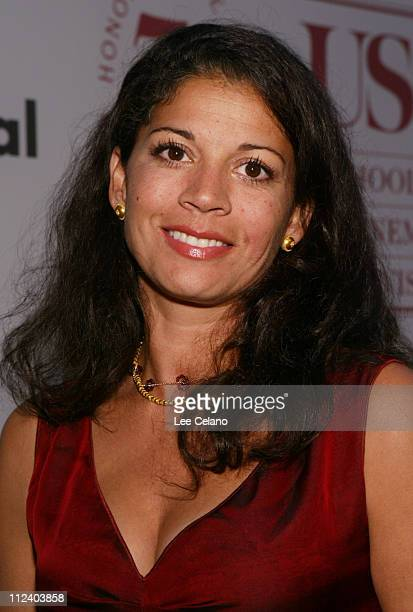 Dina RuizEastwood during 75th Diamond Jubilee Celebration for the USC School of CinemaTelevision Red Carpet at University of Southern California in...