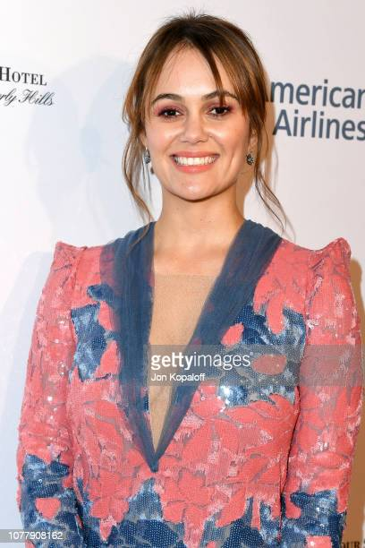 Dina Shihabi attends The BAFTA Los Angeles Tea Party at Four Seasons Hotel Los Angeles at Beverly Hills on January 5 2019 in Los Angeles California