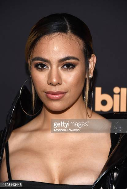 Dinah Jane arrives at the 2019 Billboard Power 100 event at Avra Beverly Hills Estiatorio on February 07 2019 in Beverly Hills California