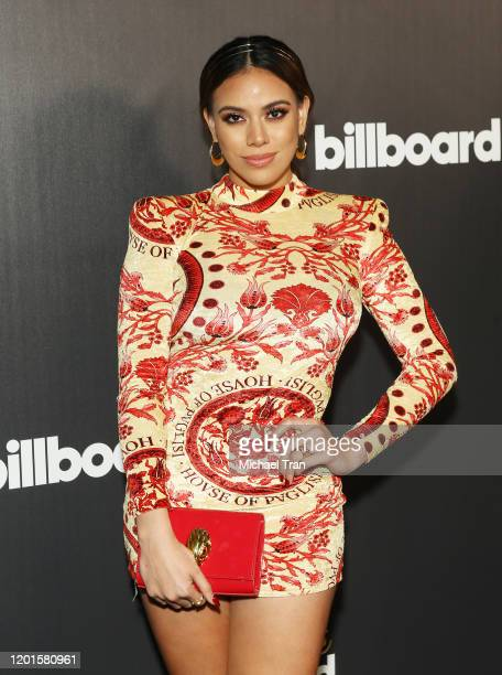 Dinah Jane attends Billboard's Annual Power 100 event held at NeueHouse Los Angeles on January 23 2020 in Hollywood California