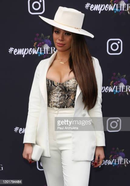 Dinah Jane attends Instagram's GRAMMY Luncheon on January 24 2020 in Los Angeles California