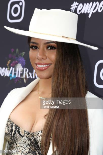 Dinah Jane attends the Instagram Facebook Women in Music Luncheon at Ysabel on January 24 2020 in West Hollywood California