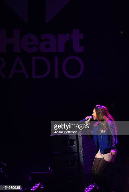 Dinah Jane Hansen of Fifth Harmony performs onstage during 101.3 KDWB's Jingle Ball 2013, at Xcel Energy Center on December 10, 2013 in St. Paul,...