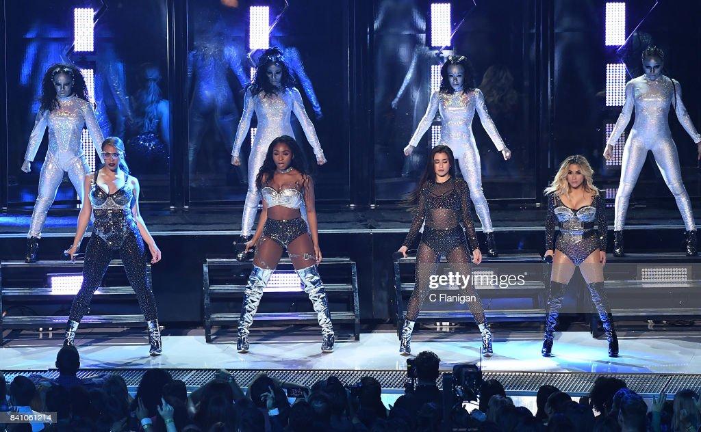2017 MTV Video Music Awards - Show : News Photo
