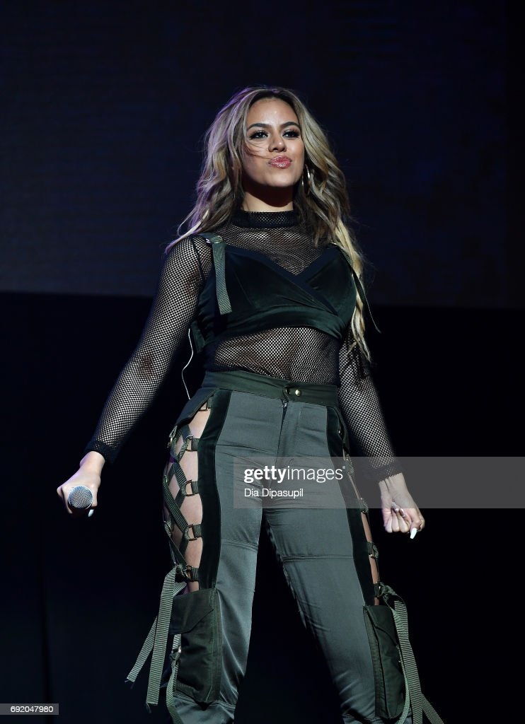 Dinah Jane of Fifth Harmony performs onstage during 103.5 KTU's KTUphoria 2017 presented by AT&T at Northwell Health at Jones Beach Theater on June 3, 2017 in Wantagh, New York.